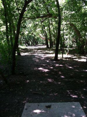Big Sioux Recreation Area, Main course, Hole 3 Tee pad