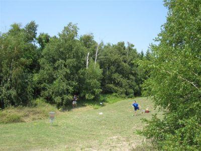 Mason County Park, Goliath, Hole 4 Putt