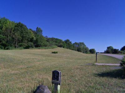 Mason County Park, Goliath, Hole C Tee pad