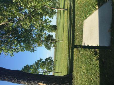 Huron Municipal Park, Main course, Hole 2 Tee pad