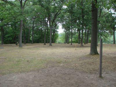 McGraft Park, Main course, Hole 7 Tee pad