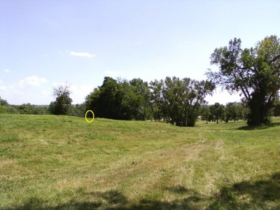 Riley's Conference Center, Main course, Hole 6 Long approach