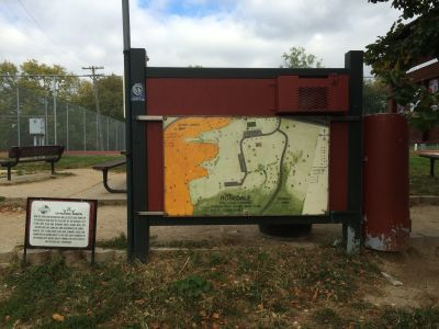 Rosedale Park, Down under, Hole 1