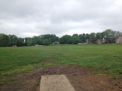 Centennial Park, Main course, Hole 12 Tee pad