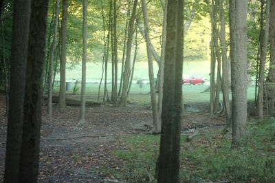 Cass Benton Hills, Main course, Hole 12 Tee pad
