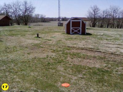 Camp Hawk, Main course, Hole 17 Long approach