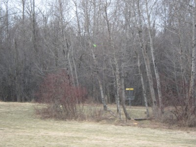 Seymour Lake Park, Main course, Hole 10 Midrange approach