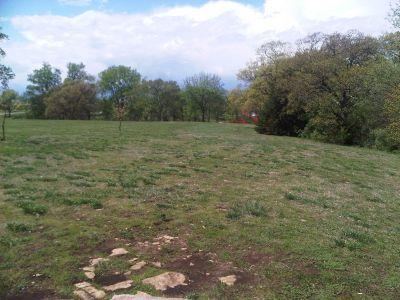 Lake Shawnee, Main course, Hole 17 Tee pad