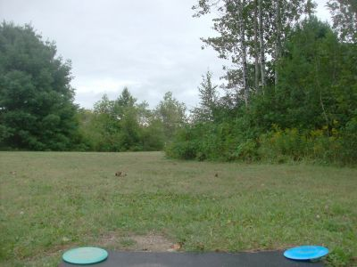 River Road Sports Complex, Main course, Hole 18 Tee pad