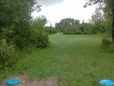River Road Sports Complex, Main course, Hole 2 Tee pad