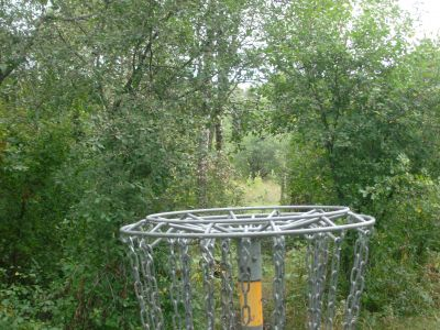 River Road Sports Complex, Main course, Hole 11 Reverse (back up the fairway)