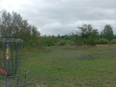 River Road Sports Complex, Main course, Hole 10 Reverse (back up the fairway)