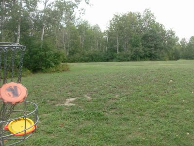 River Road Sports Complex, Main course, Hole 20 Reverse (back up the fairway)