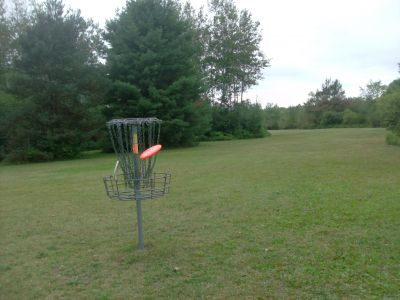 River Road Sports Complex, Main course, Hole 18 Reverse (back up the fairway)