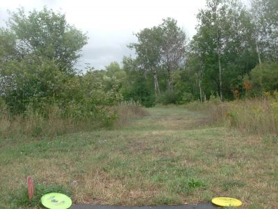 River Road Sports Complex, Main course, Hole 11 Tee pad