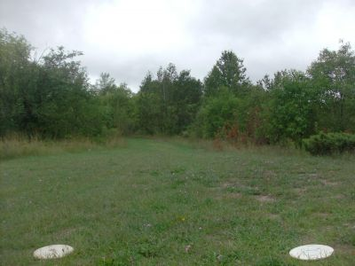 River Road Sports Complex, Main course, Hole 5 Tee pad