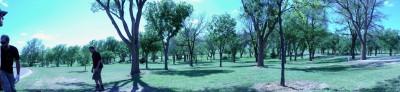 Thompson Park, Main course, Hole 15 Long tee pad