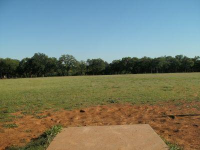 Veteran's Park, Main course, Hole 14 Tee pad