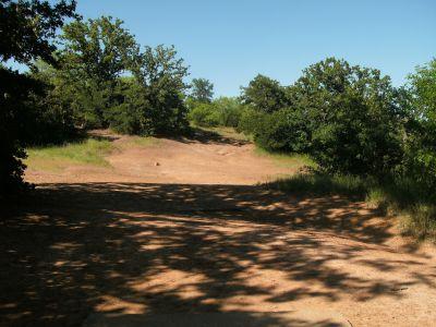 Veteran's Park, Main course, Hole 10 Tee pad