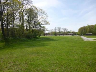 Holland Woods, Main course, Hole 5 Tee pad