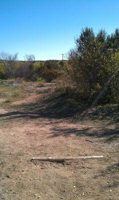 Comanche Trail Park, Main course, Hole 16 Tee pad