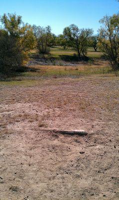 Comanche Trail Park, Main course, Hole 25 Tee pad