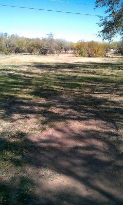 Comanche Trail Park, Main course, Hole 24 Tee pad