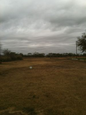 Brady Disc Golf Course, Main course, Hole 4 Tee pad
