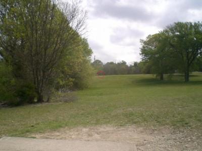 Lester Lorch Park, Beaver, Hole 3 Tee pad