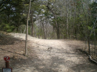 Lester Lorch Park, Coyote, Hole 2 Tee pad