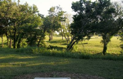Bicentennial DGC, Main course, Hole 19 Long tee pad