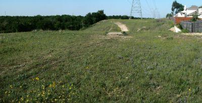 Bicentennial DGC, Main course, Hole 6 Long tee pad