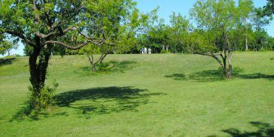Bicentennial DGC, Main course, Hole 2 Long approach