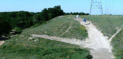 Bicentennial DGC, Main course, Hole 6 Long approach