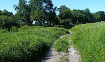 Bicentennial DGC, Main course, Hole 21 Long approach