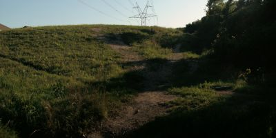 Bicentennial DGC, Main course, Hole 13 Long approach