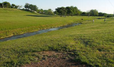 Bicentennial DGC, Main course, Hole 20 Short tee pad