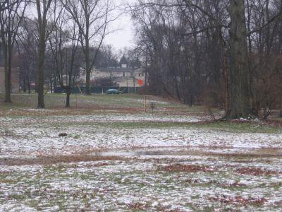 Wagner Park, Main course, Hole 15 Tee pad