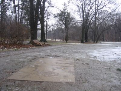 Wagner Park, Main course, Hole 13 Long tee pad