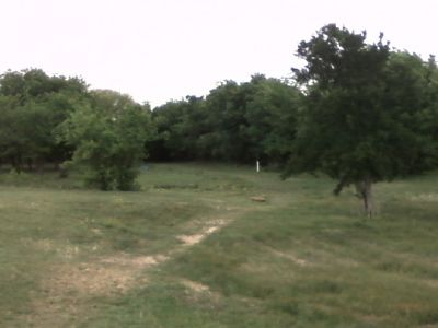 Arcadia Park, Main course, Hole 9 Tee pad