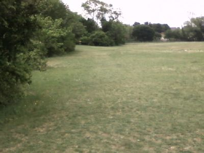 Arcadia Park, Main course, Hole 3 Tee pad