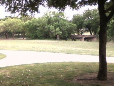 Arcadia Park, Main course, Hole 6 Midrange approach