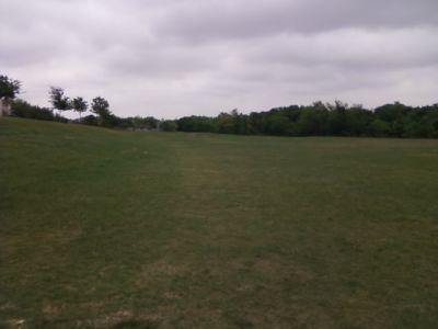 Arcadia Park, Main course, Hole 5 Tee pad