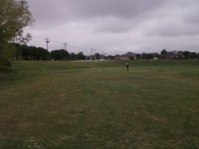 Arcadia Park, Main course, Hole 4 Long tee pad