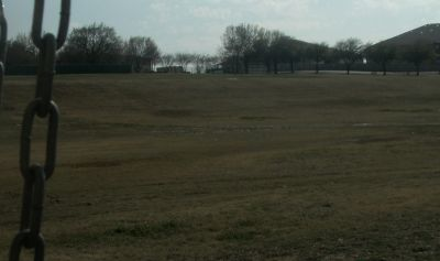 Greenbriar Community Center, Main course, Hole 11 Reverse (back up the fairway)