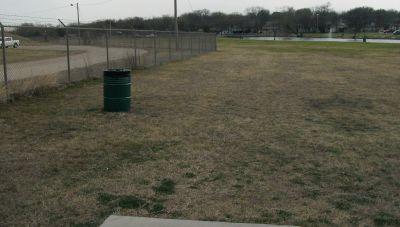 Greenbriar Community Center, Main course, Hole 17 Short tee pad