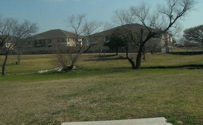 Greenbriar Community Center, Main course, Hole 8 Short tee pad