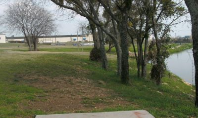 Greenbriar Community Center, Main course, Hole 15 Short tee pad