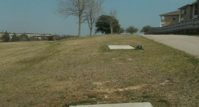 Greenbriar Community Center, Main course, Hole 10 Long tee pad