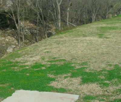 Greenbriar Community Center, Main course, Hole 13 Short tee pad